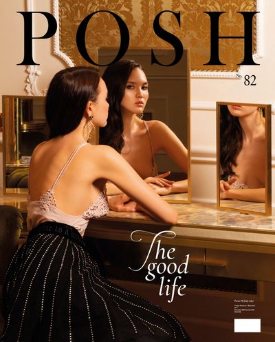 POSH MAGAZINE COVER
